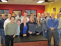 Houston March 2014 Forex Students