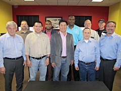 Houston March 2014 Pro Trader Students