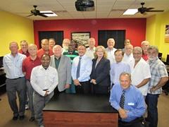 Houston September 2014 Pro Trader Students