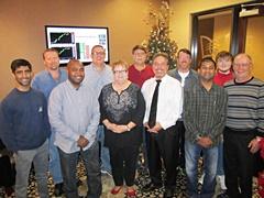 Houston December 2014 Pro Trader Students