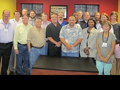 Houston July 2015 Pro Trader Students