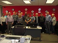 Irvine April 2011 Commodity Futures Students