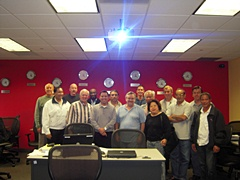 Irvine April 2011 Pro Trader Students