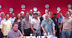 Irvine July 2011 Pro Trader Students