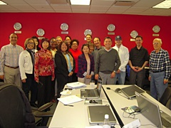 Irvine January 2014 Professional Trader Class