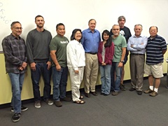 Los Angeles August 2014 Pro Trader Students