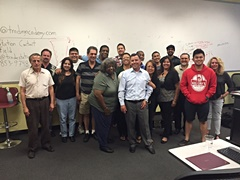 Los Angeles July 2015 Pro Trader Students