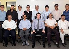 Mumbai July 2011 Options Students