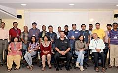 Mumbai September 2011 Pro Trader Students