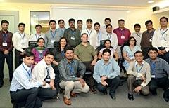 Mumbai October 2011 Pro Trader Students