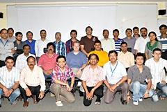 Mumbai November 2011 Pro Trader Students