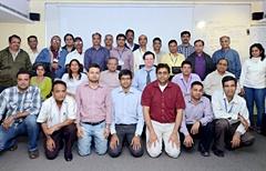 Mumbai January 2012 Pro Trader Students