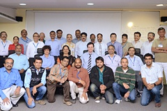 Mumbai February 2012 Pro Trader Students