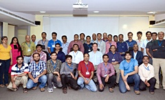 Mumbai April 2012 Pro Trader Students