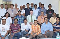 Mumbai May 2012 Options Students