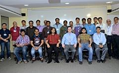 Mumbai August 2012 Pro Trader Students