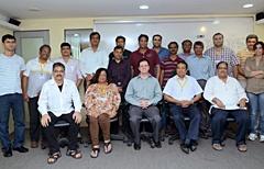 Mumbai August 2012 Options Students