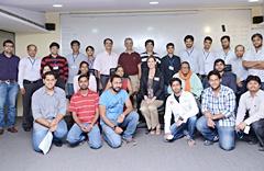 Mumbai September 2012 Pro Trader Students