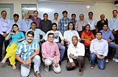 Mumbai February 2013 Pro Trader Students
