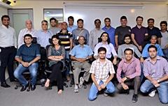 Mumbai March 2013 Pro Trader Students