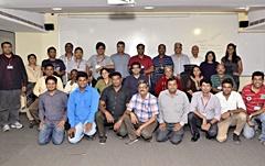 Mumbai August 2013 Pro Trader Students