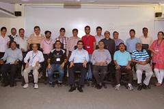 Mumbai February 2014 Pro Trader Students