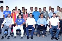 Mumbai May 2014 Options Students