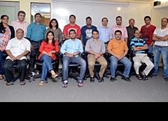 Mumbai August 2014 Pro Trader Students