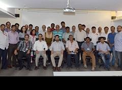 Mumbai April 2015 Pro Trader Students