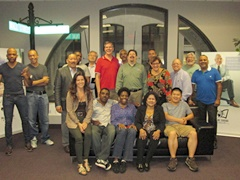 New York August 2014 Pro Trader Students