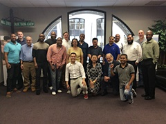 New York May 2015 Pro Trader Students