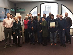 New York October 2015 Pro Trader Students
