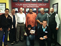 Stamford January 2013 Forex Students