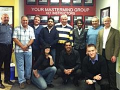 Stamford January 2013 Pro Trader Students