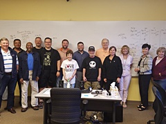 April 2017 Raleigh Forex Students
