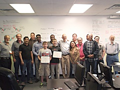 Ridgefield Park July 2014 Pro Trader Students