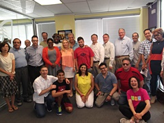 Ridgefield Park July 2015 Pro Trader Students