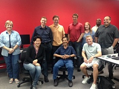 San Diego May 2014 Pro Trader Students