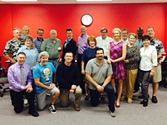 San Diego August 2014 Pro Trader Students
