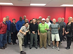 San Diego February 2015 Pro Trader Students