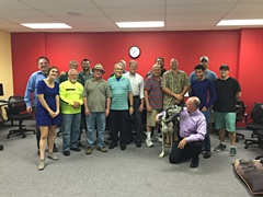 San Diego July Pro Trader Students