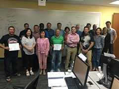 San Diego July 2016 Pro Trader Students
