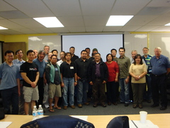 San Jose September 2008 Technical Analysis Students