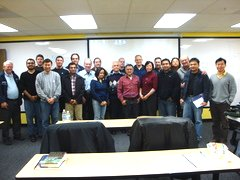 San Jose December 2008 Technical Analysis Students