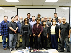 San Jose December 2011 Pro Trader Students