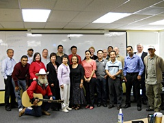 San Jose May 2012 Pro Trader Students