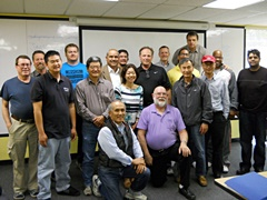 San Jose May 2014 Pro Trader Students