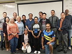San Jose June 2014 Forex Students