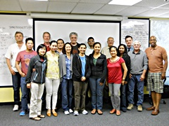 San Jose August 2014 Pro Trader Students