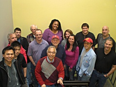 Seattle February 2012 Pro Trader Students
